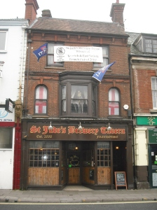 St Jude's Tavern 69 St Matthews St