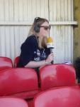 Radio Essex reporter